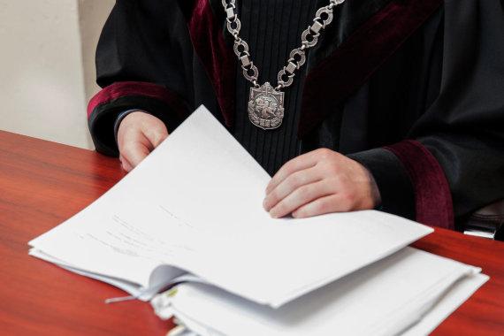 Nacionalinės teismų administracijos nuotr./Teismas