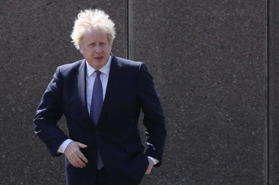 Reuters / Photo de Scanpix / Boris Johnson