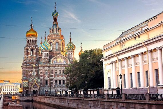 123rf.com nuotr./Sankt Peterburgas