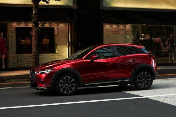 """Gamintojo nuotr./Atnaujintas """"Mazda CX-3"""""""
