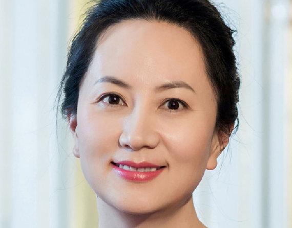 """""""Reuters""""/""""Scanpix"""" nuotr./Meng Wanzhou"""