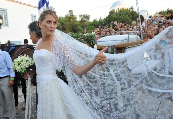 """""""Scanpix""""/""""SIPA"""" nuotr./Graikijos princesė Tatiana (2010 m.)"""
