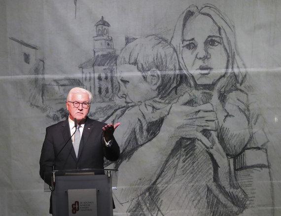 """""""Scanpix"""" nuotr./Frankas-Walteris Steinmeieris"""