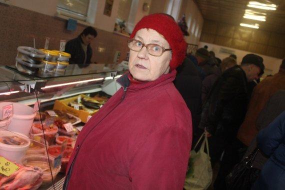 Tomo Markelevičiaus nuotr./Latviai Lietuvoje ieško pigesnių prekių