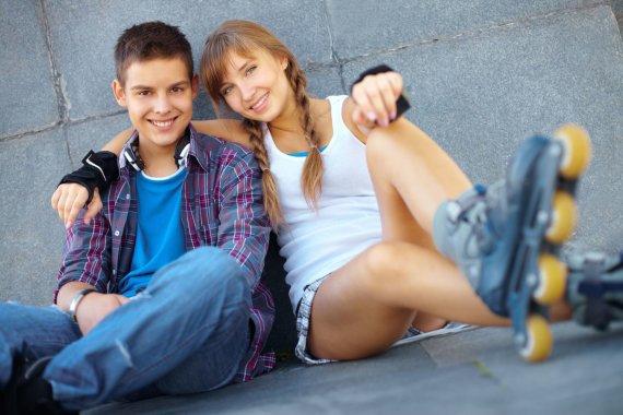 123RF.com nuotr./Paaugliai