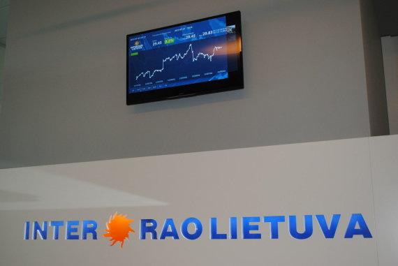 Inter Rao Lietuva biuras
