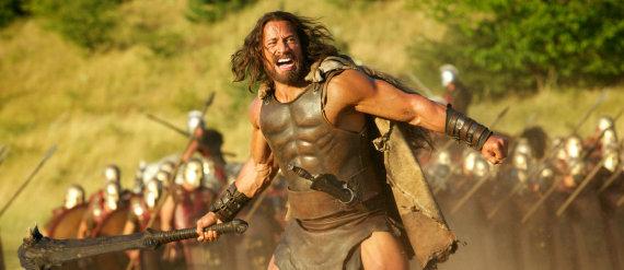 """Kadras iš filmo """"Heraklis""""/Dwayne'as Johnsonas"""