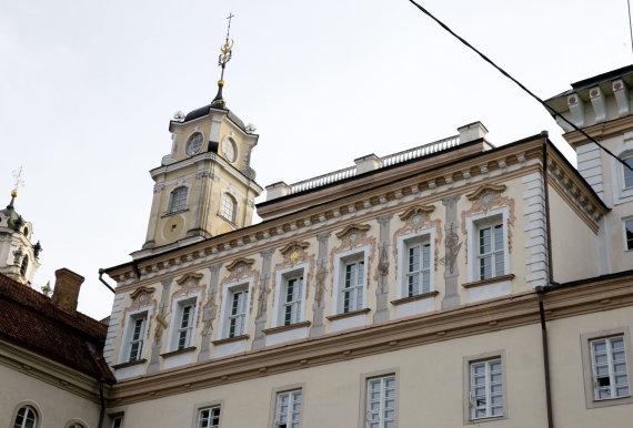 Valdo Kopūsto / 15min nuotr./Jėzuitų paveldas Vilniaus universitete