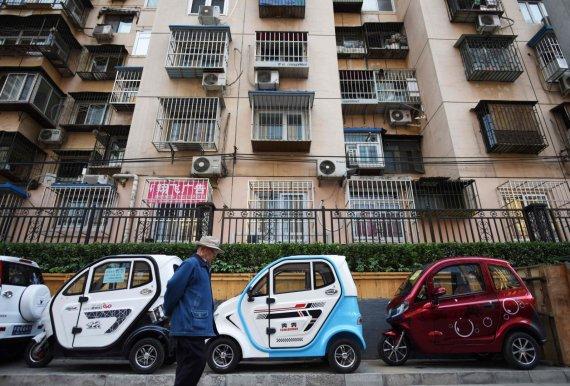 "AFP/""Scanpix"" nuotr./Elektromobiliai"