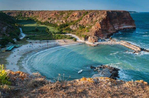 Shutterstock nuotr./Juodoji jūra, Bulgarija