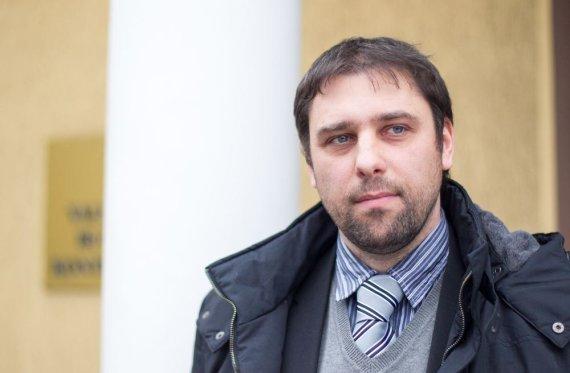 Irmanto Gelūno / 15min nuotr./Valstybinės energetikos reguliavimo tarybos pirmininkas Renatas Pocius