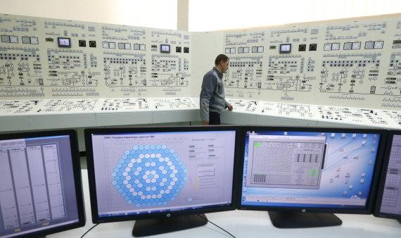 """""""Reuters""""/""""Scanpix"""" nuotr./Astravo atominė elektrinė"""