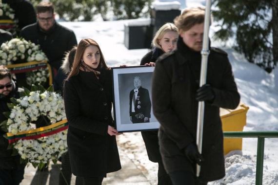 Juliaus Kalinsko / 15min nuotr./Virgilijaus Noreikos laidotuvės