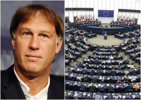 Šarūnas Marčiulionis bandys patekti į Europos parlamentą.