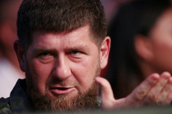 """""""Reuters""""/""""Scanpix"""" nuotr./Ramzanas Kadyrovas"""