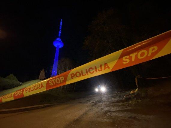 Žygimanto Gedvilos / 15min nuotr./Policija Vilniuje ieško dingusios mergaitės