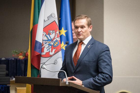 LRVK/ Dariaus Janučio nuotr./Eimutis Misiūnas