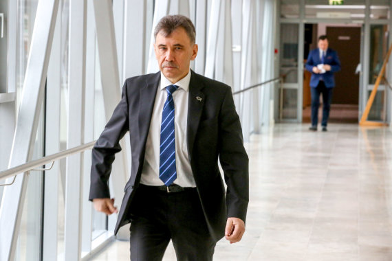 Vidmanto Balkūno / 15min nuotr./Zbignevas Jedinskis