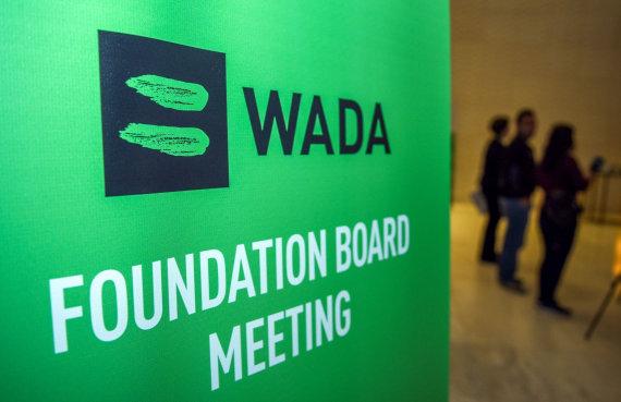 """""""Reuters""""/""""Scanpix"""" nuotr./Tarptautinė antidopingo agentūra (WADA) nusprendė neskirti sankcijų Rusijai."""
