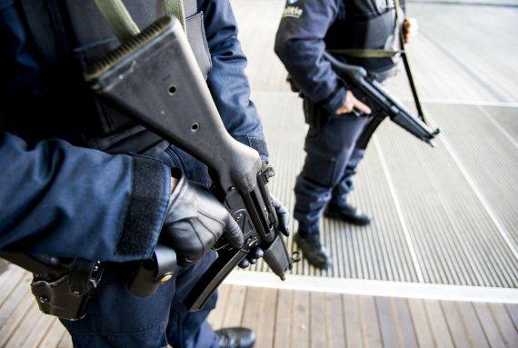 "AFP/""Scanpix"" nuotr./Nyderlandų policija"