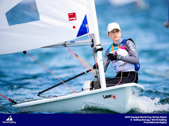 Sailing Energy nuotr./Viktorija Andrulytė