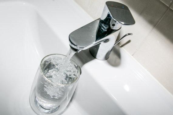 Juliaus Kalinsko / 15min nuotr./Geriamo vandens čiaupas