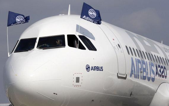"""Reuters""/""Scanpix"" nuotr./""Airbus A320neo"""
