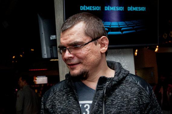 Vidmanto Balkūno / 15min nuotr./Emilis Vėlyvis