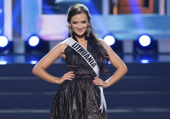 """""""Mis Lietuva 2013"""" Simona Burbaitė"""