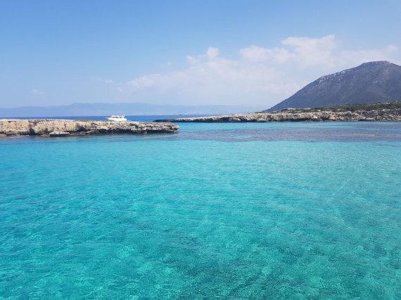 Atostogos Kipre, Pafo mieste.