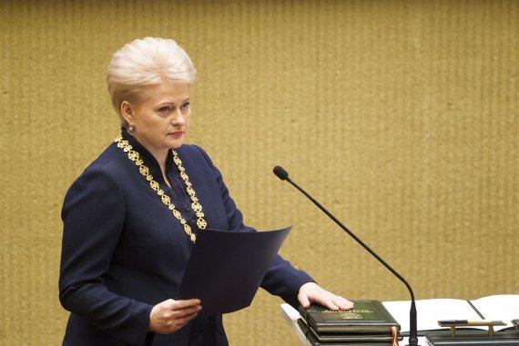 Irmanto Gelūno / 15min nuotr./Prezidentės Dalios Grybauskaitės inauguracija (2014 m.)