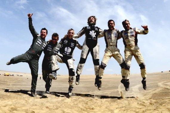 Dakaro 2019 finišas