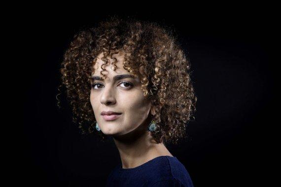 "AFP/""Scanpix"" nuotr./Leila Slimani"