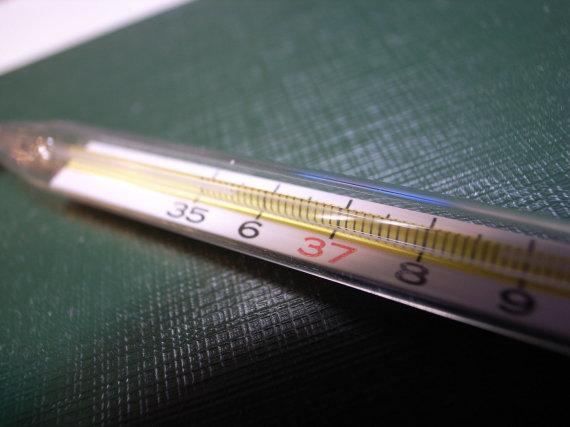 Flickr.com/Temperatūra