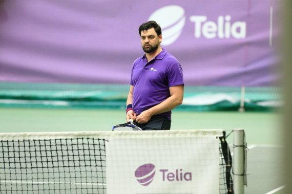Organizatorių nuotr./Telia teniso klubų lyga