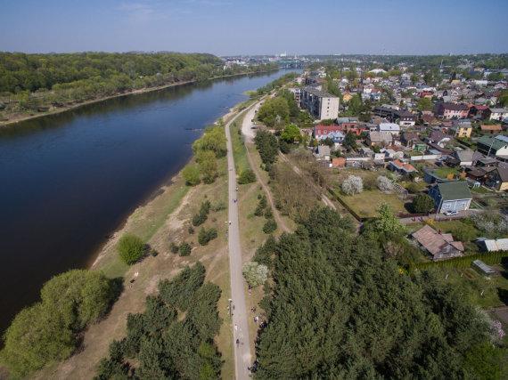 Eriko Ovčarenko / 15min nuotr./Kaunas iš aukštai