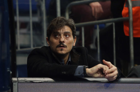 Getty Images/Euroleague.net nuotr./Dimitris Giannakopoulas