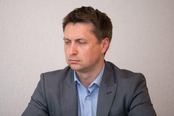Žygimanto Gedvilos / 15min nuotr./Elonas Šatas