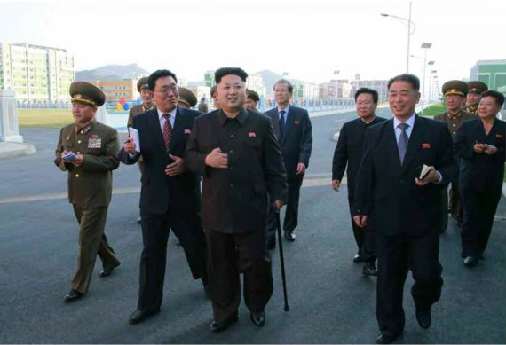 AFP / Scanpix Photo / Kim Jong Unas