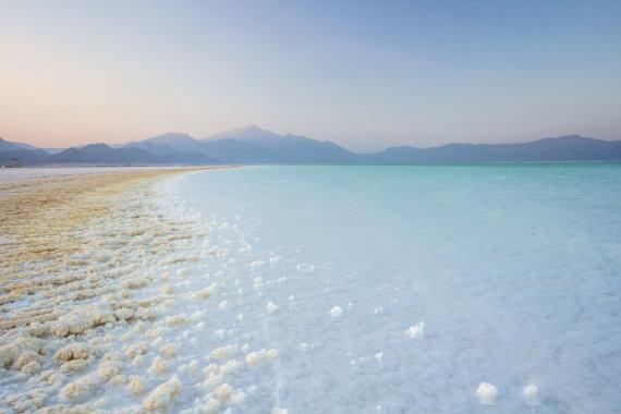 """""""Shutterstock"""" nuotr./Asalio ežeras, Džibutis, Afrika"""