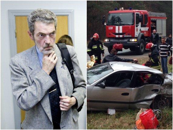 15min koliažas/Advokatas G.Milevičius pareiškė nušalinimą rezonansinės avarijos bylą narpliojančiai teisėjai