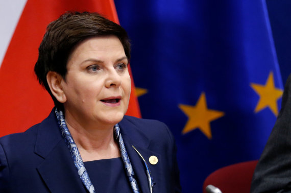 """Reuters""/""Scanpix"" nuotr./Beata Szydlo"