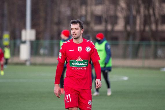 """Mariaus Vizbaro / 15min nuotr./A lygos rungtynės : Kauno """"Stumbras"""" - """"Panevėžys"""""""