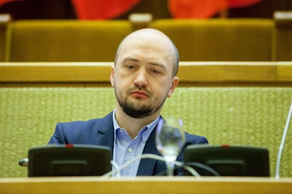 Vidmanto Balkūno / 15min nuotr./Sergejus Muravjovas