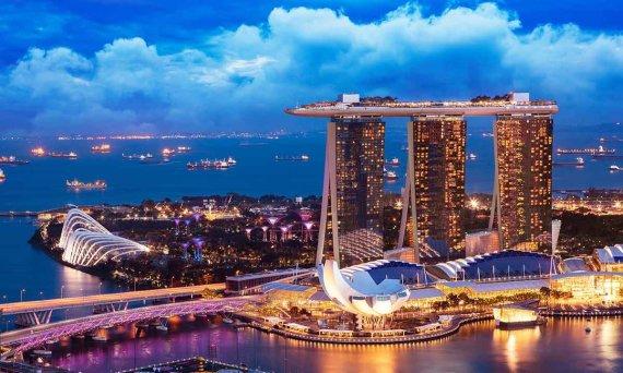 Shutterstock.com nuotr./Singapūras