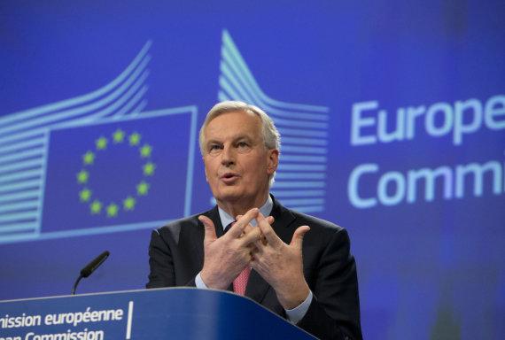 """""""Scanpix""""/AP nuotr./Michelis Barnier"""