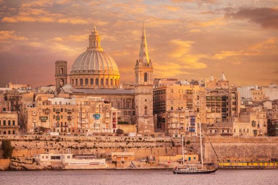 Vida Press nuotr./Malta