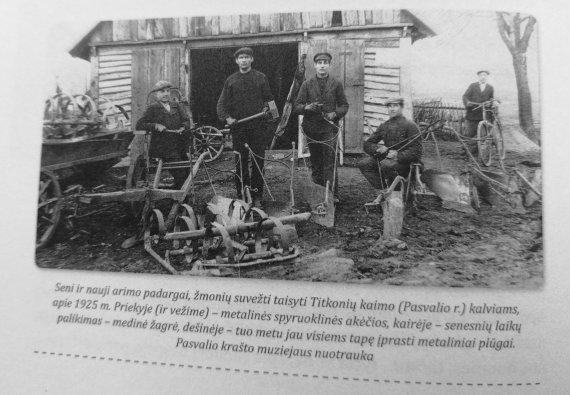 """Leidyklos nuotr./Knygos """"Lietuvio kodas"""" iliustracijos"""