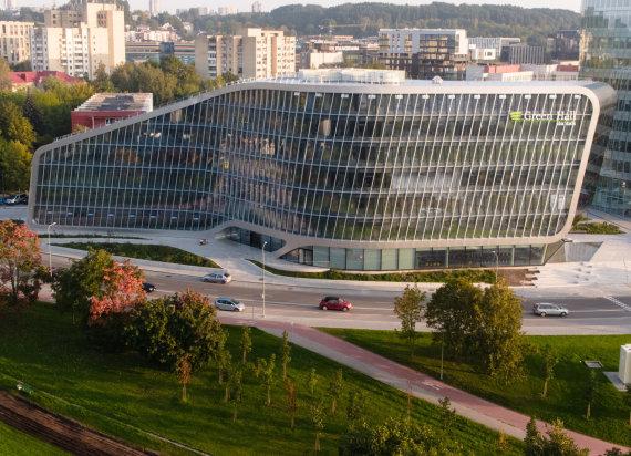 "SBA/ Kęstutis Vanagas, BFL nuotr./""Green Hall 2"""