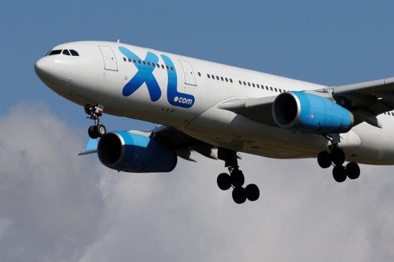 """""""Reuters""""/""""Scanpix"""" nuotr./""""XL Airways"""" lėktuvas"""
